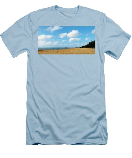 Men's T-Shirt (Slim Fit) featuring the photograph Reclamation 8 by Amar Sheow