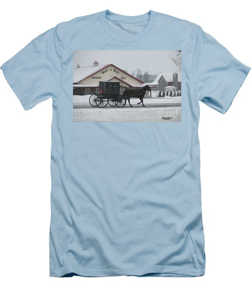 Rise N Roll Buggy Men's T-Shirt (Athletic Fit)