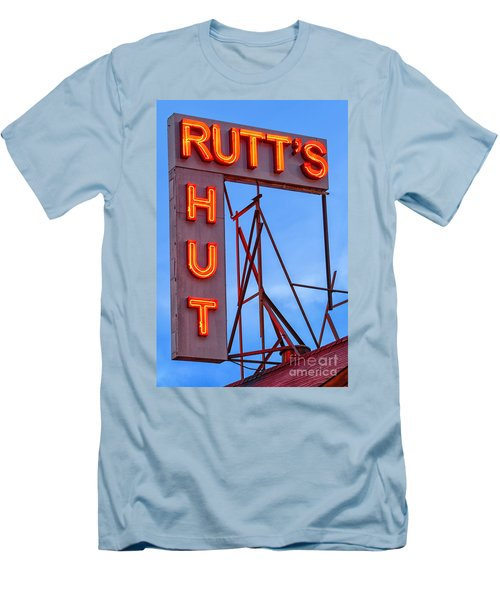 Rutt's Hut Men's T-Shirt (Athletic Fit)