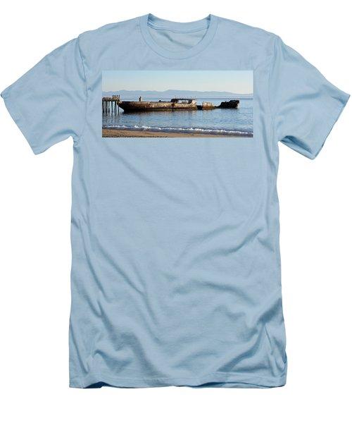 S. S. Palo Alto Men's T-Shirt (Athletic Fit)