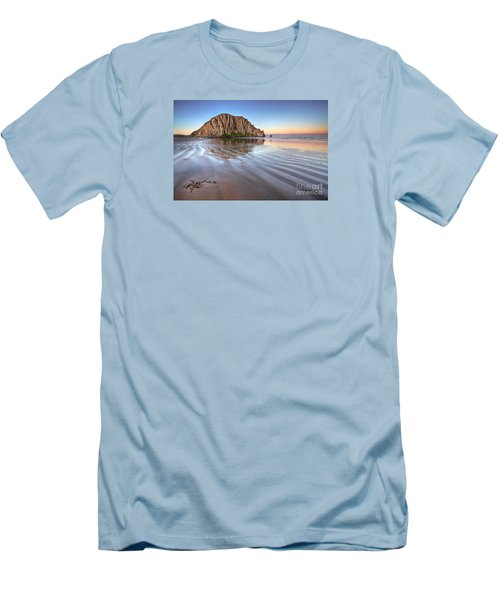 Sacred Space Men's T-Shirt (Slim Fit) by Alice Cahill