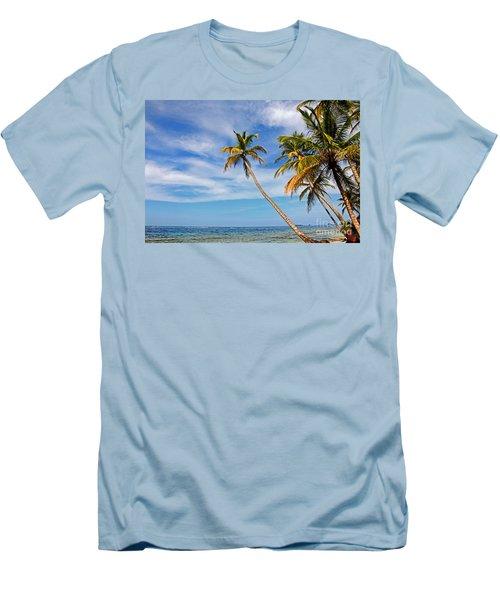 San Blas Dreaming Men's T-Shirt (Athletic Fit)