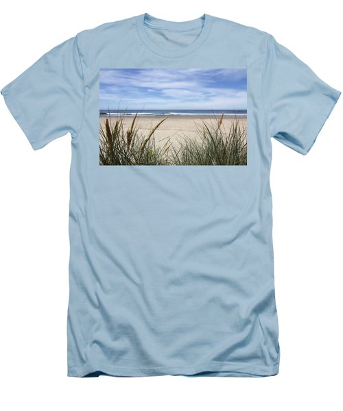 Scenic Oceanview Men's T-Shirt (Athletic Fit)