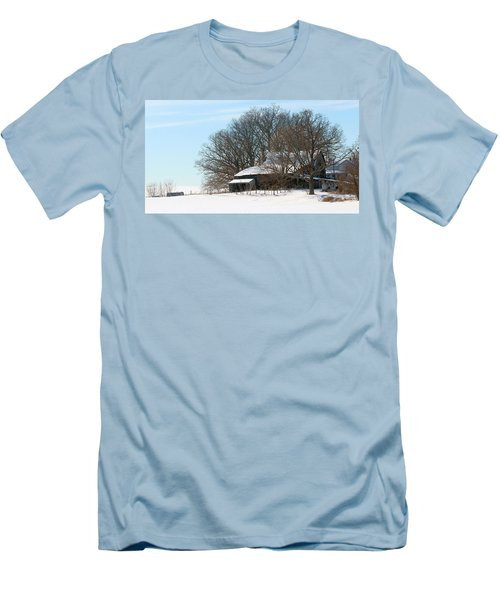 Scenic Wayne County Ohio Men's T-Shirt (Athletic Fit)