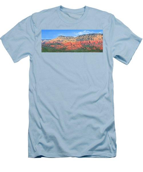 Sedona Landscape Men's T-Shirt (Athletic Fit)