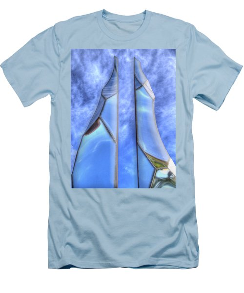 Skycicle Men's T-Shirt (Slim Fit) by Paul Wear