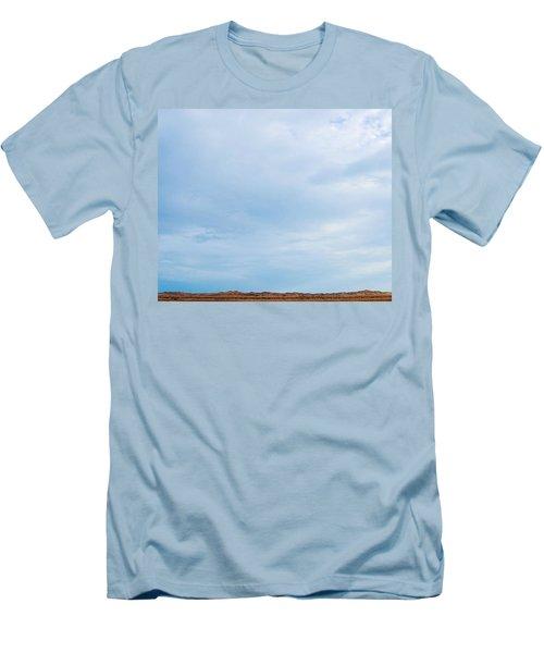Skyward Men's T-Shirt (Slim Fit) by Angela J Wright