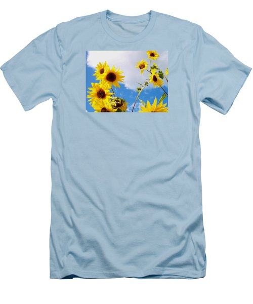 Smile Down On Me Men's T-Shirt (Athletic Fit)