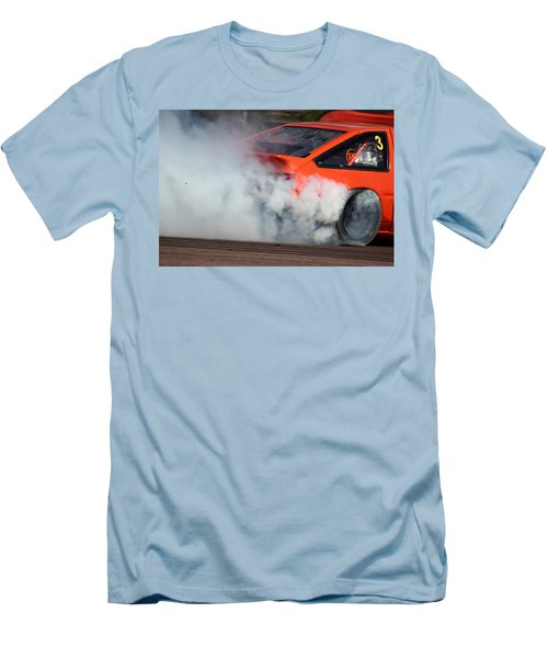 Smoking Ae86 Men's T-Shirt (Athletic Fit)