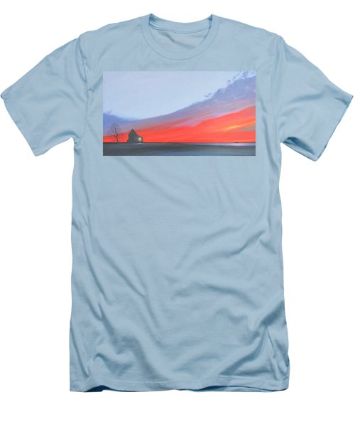 Solitude Men's T-Shirt (Slim Fit)