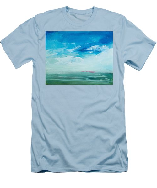 Somewhere Beyond The Sea Men's T-Shirt (Athletic Fit)