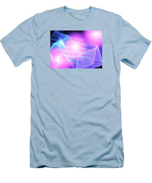 Sorbet Men's T-Shirt (Slim Fit) by Kim Sy Ok