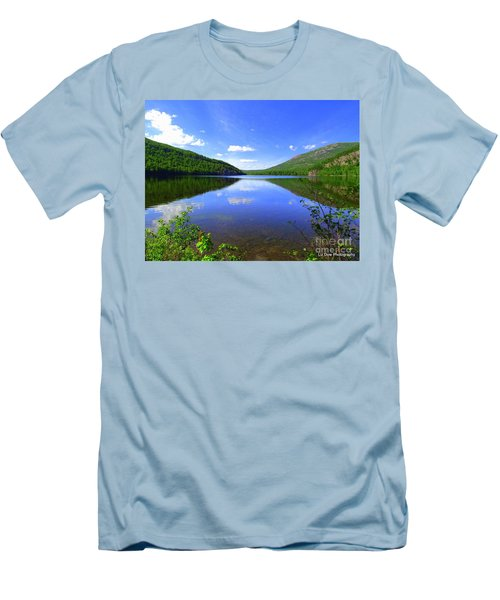 South Branch Pond Men's T-Shirt (Athletic Fit)