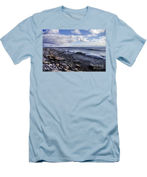 South Shore Amherst Island Men's T-Shirt (Athletic Fit)