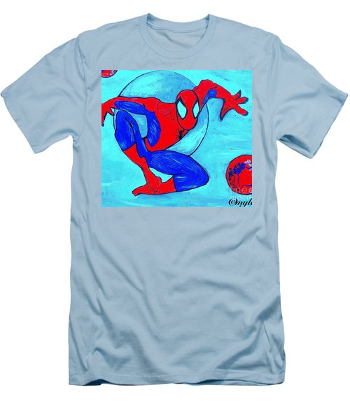 Spider-man  Men's T-Shirt (Athletic Fit)