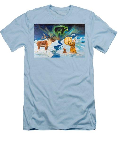 Spirits Call Men's T-Shirt (Athletic Fit)