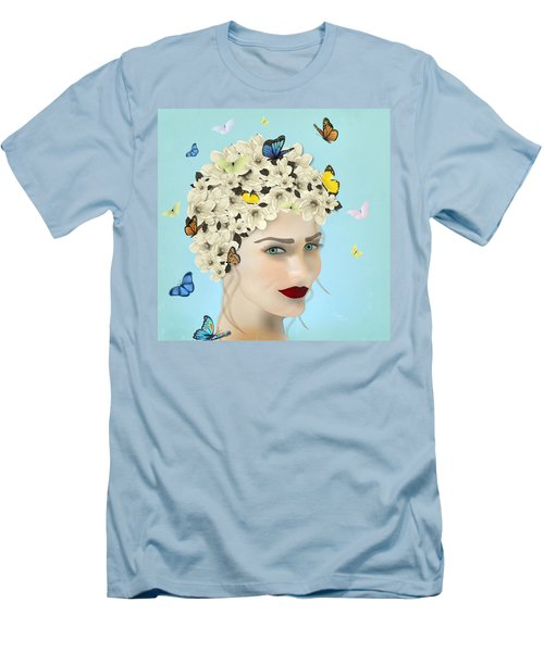 Spring Face - Limited Edition 2 Of 15 Men's T-Shirt (Athletic Fit)