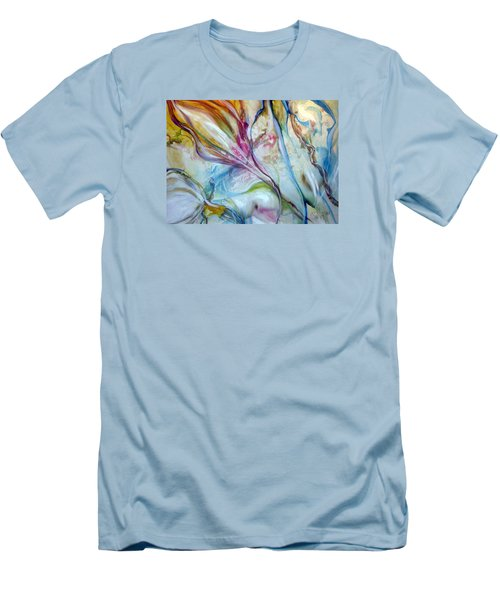 Spring Men's T-Shirt (Slim Fit) by Jan VonBokel