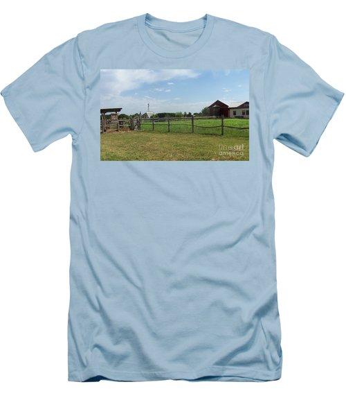 Springtime Serenity Men's T-Shirt (Slim Fit) by Susan Williams