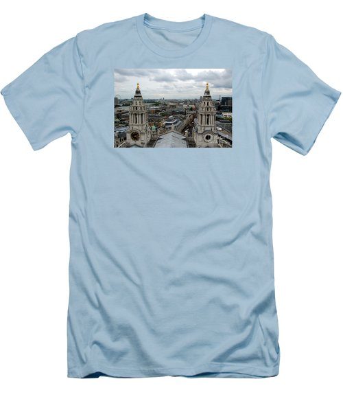 St Paul's View Men's T-Shirt (Athletic Fit)