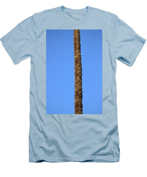 Men's T-Shirt (Slim Fit) featuring the photograph Standing Alone by Miroslava Jurcik