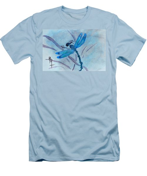 Sumi Dragonfly Men's T-Shirt (Athletic Fit)