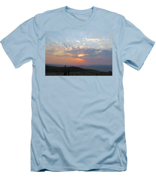 sun rays II Men's T-Shirt (Athletic Fit)