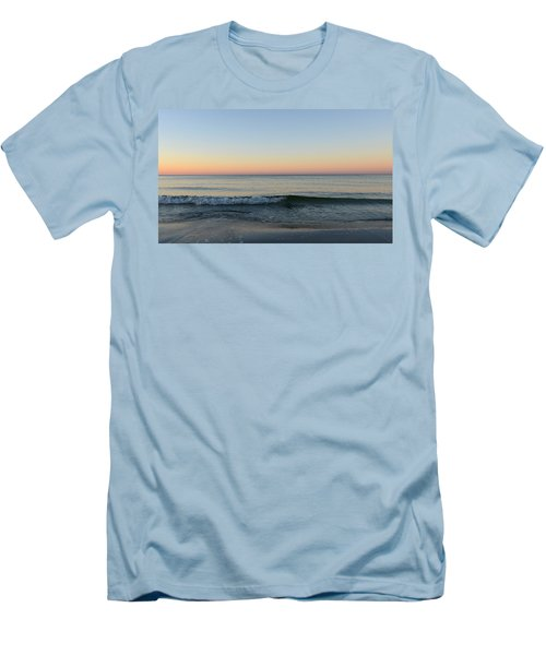Sunrise On Alys Beach Men's T-Shirt (Slim Fit) by Julia Wilcox