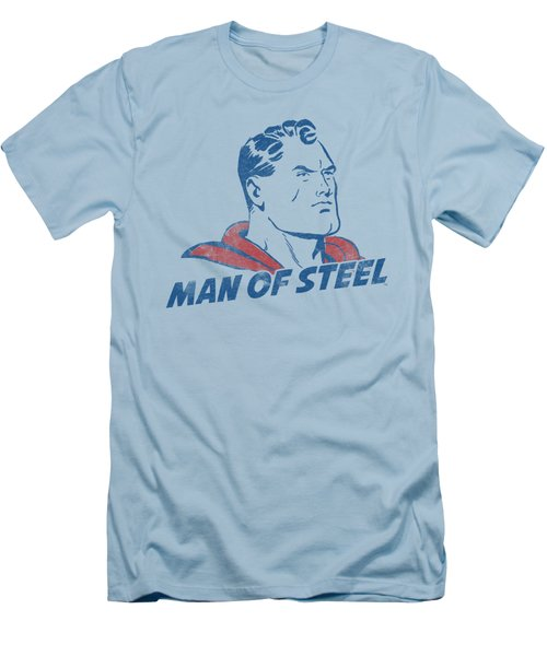 Superman - The Man Men's T-Shirt (Athletic Fit)