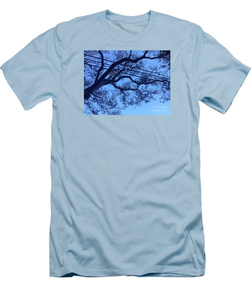 Men's T-Shirt (Slim Fit) featuring the photograph Symphony by Nora Boghossian