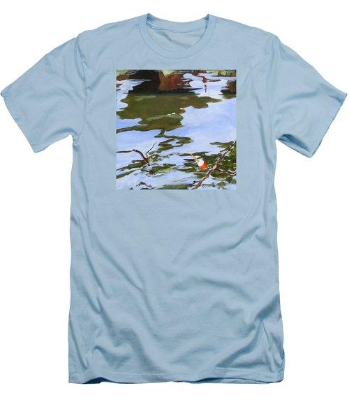 Sports Cushion Tp D Men's T-Shirt (Athletic Fit)