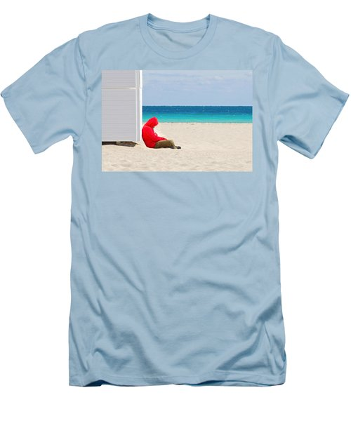 The Bright Side Men's T-Shirt (Athletic Fit)