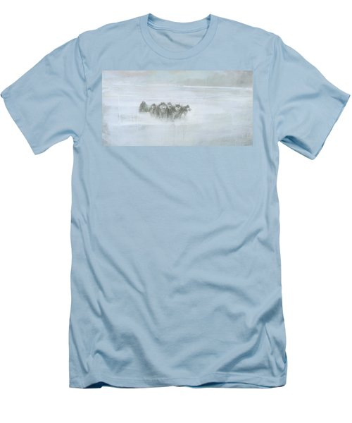 The Explorer Men's T-Shirt (Slim Fit) by Steve Mitchell