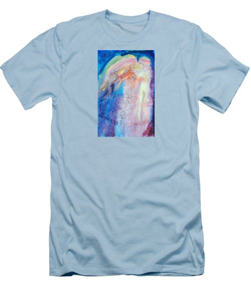 The Guardian Men's T-Shirt (Slim Fit) by Lynda Hoffman-Snodgrass