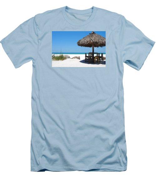 The Kokonut Hut  Men's T-Shirt (Athletic Fit)