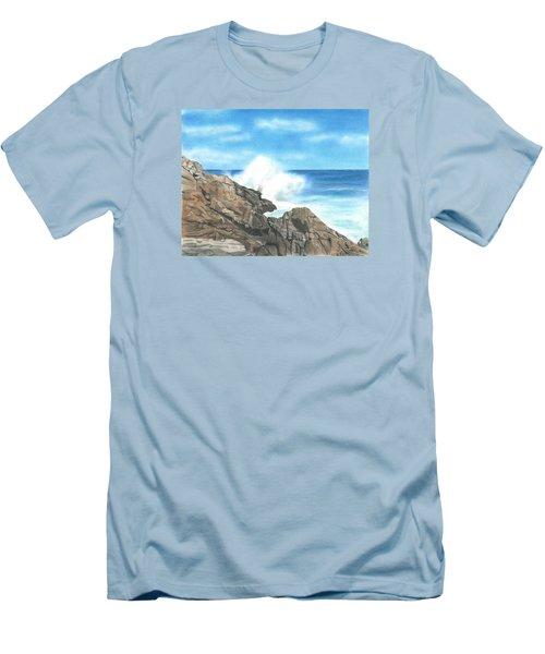 The Marginal Way Men's T-Shirt (Slim Fit)