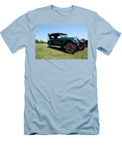 The Mercer Touring Coupe Men's T-Shirt (Athletic Fit)