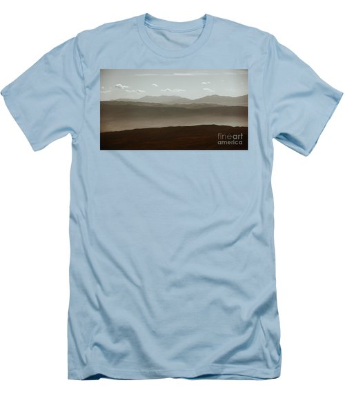 Men's T-Shirt (Slim Fit) featuring the photograph The Other Side by Dana DiPasquale