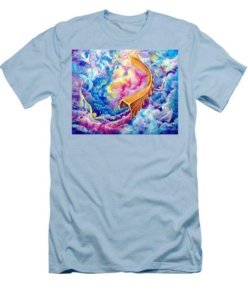 The Shofar Men's T-Shirt (Athletic Fit)