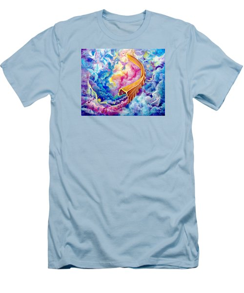 The Shofar Men's T-Shirt (Athletic Fit)