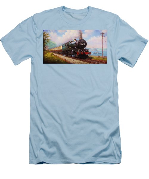 The Torbay Express. Men's T-Shirt (Athletic Fit)