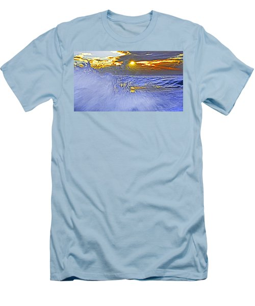 The Wave Which Got Me Men's T-Shirt (Athletic Fit)