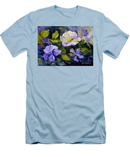 Tibouchina Men's T-Shirt (Athletic Fit)