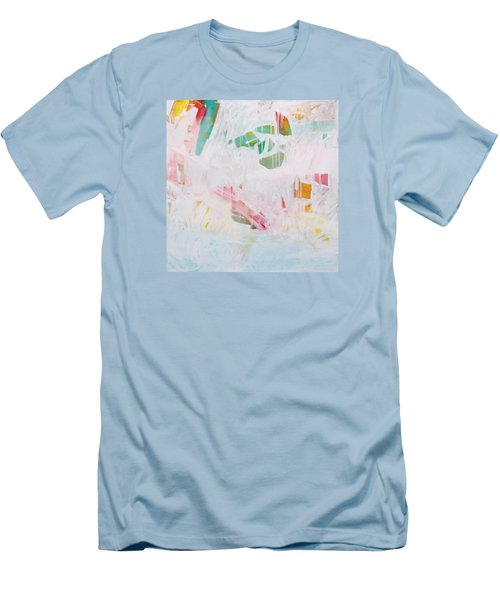 Tidal Wash  C2012 Men's T-Shirt (Slim Fit) by Paul Ashby