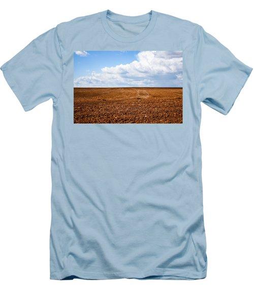 Tilled Earth Men's T-Shirt (Athletic Fit)