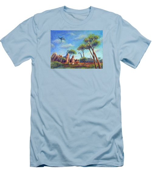 Timeless Men's T-Shirt (Slim Fit) by Retta Stephenson