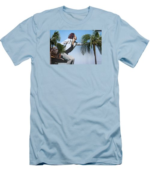 Touching The Canopy.  Men's T-Shirt (Athletic Fit)
