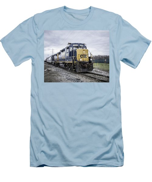 Train Engine 2668 Men's T-Shirt (Athletic Fit)