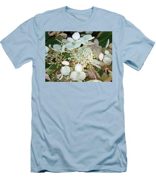 Tranquil Pastels Men's T-Shirt (Slim Fit) by Brenda Brown