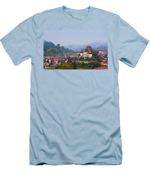 Transylvania Men's T-Shirt (Athletic Fit)